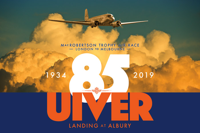 85th Anniversary Uiver Landing at Albury